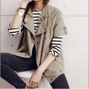 Madewell Sahara Jacket